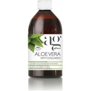 Ag Pharm Aloe Vera with Collagen 500ml