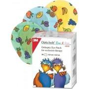 3M Opticlude Οφθαλμολογικά επιθέματα MINI παιδικά 20 ΤΜΧ REF:2537PF