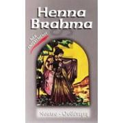"HENNA ΟΥΔΕΤΕΡΗ ""BRAHMA"" Βαφή μαλλιών 80GR"