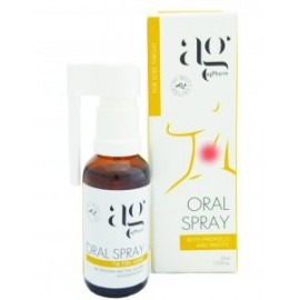 AG Pharm Oral Spray 30ml με πρόπολη & μαστίχα